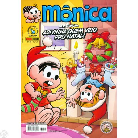 Mônica [3ª série - Panini] nº 048 dez/2010 - Edição de Natal