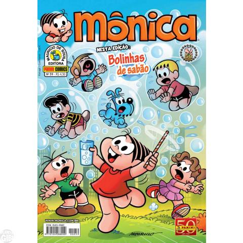 Mônica [3ª série - Panini] nº 059 nov/2011