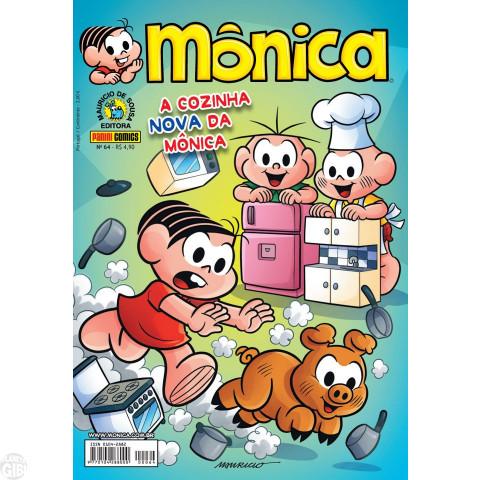 Mônica [3ª série - Panini] nº 064 abr/2012