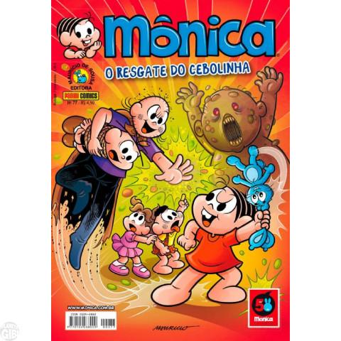 Mônica [3ª série - Panini] nº 077 mai/2013