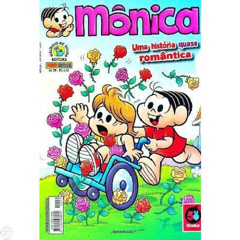 Mônica [3ª série - Panini] nº 079 jul/2013