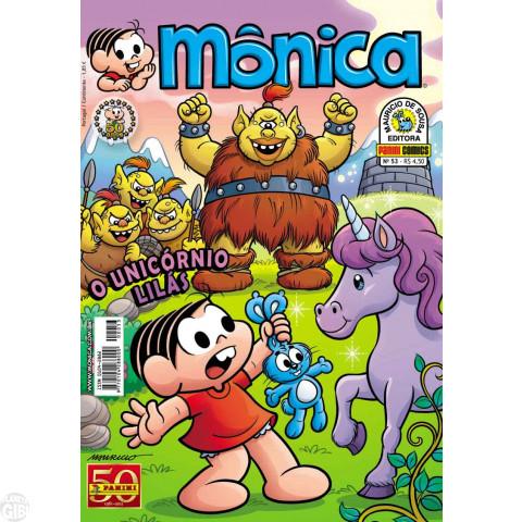 Mônica [3ª série - Panini] nº 053 mai/2011