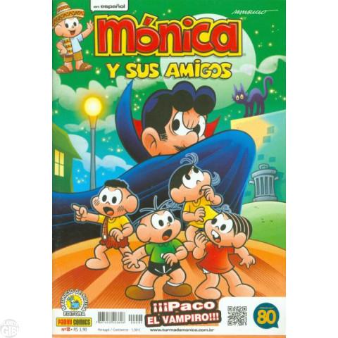 Mónica y Sus Amigos nº 002 jun/2015 - Revista em Espanhol