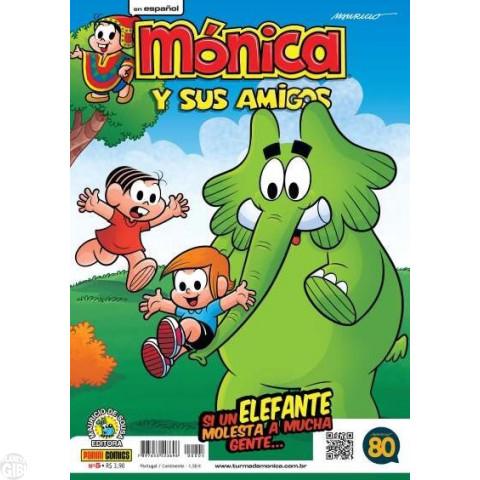 Mónica y Sus Amigos nº 005 set/2015 - Revista em Espanhol