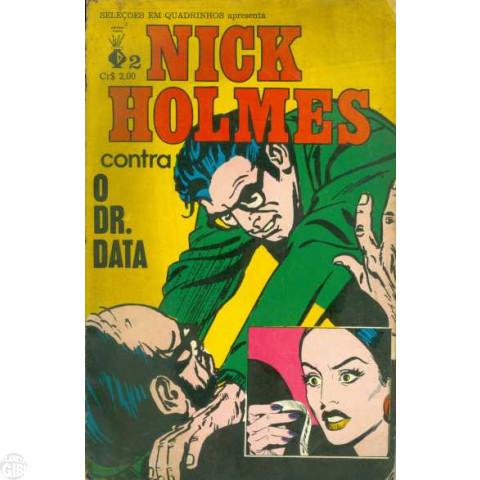 Nick Holmes [Trieste] nº 002 abr/1972