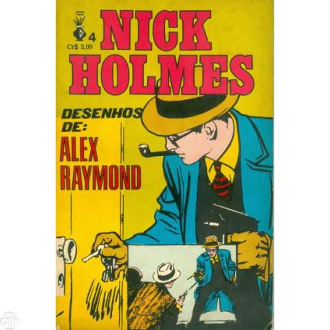 Nick Holmes [Trieste] nº 004 jun/1972