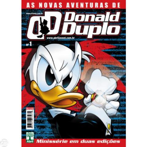 Novas Aventuras de DonaldDuplo nº 001 abr/2011