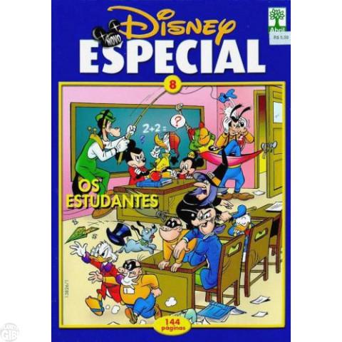 Novo Disney Especial nº 008 fev/2003 - Os Estudantes