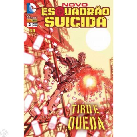 Novo Esquadrão Suicida [Panini - 1ª série] nº 002 mai/2016
