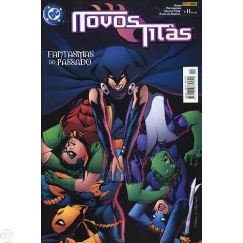 Novos Titãs [Panini - 1ª série] nº 011 mai/2005