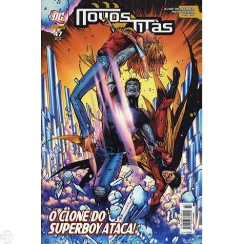 Novos Titãs [Panini - 1ª série] nº 047 mai/2008
