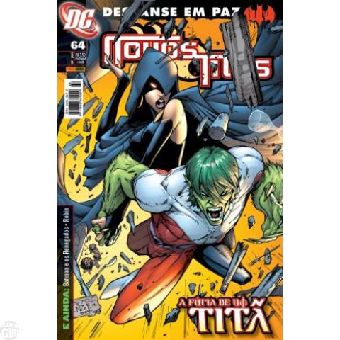 Novos Titãs [Panini - 1ª série] nº 064 out/2009