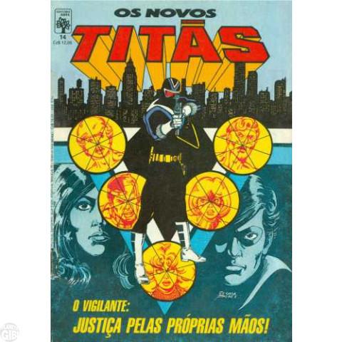 Os Novos Titãs [Abril] nº 014 mai/1987