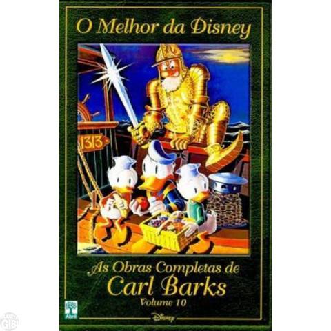 O Melhor da Disney nº 010 abr/05 - Obras Completas de Carl Barks