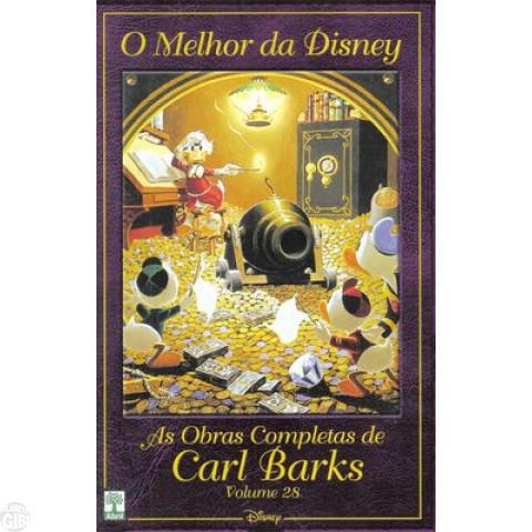 O Melhor da Disney nº 028 mai/07 - Obras Completas de Carl Barks