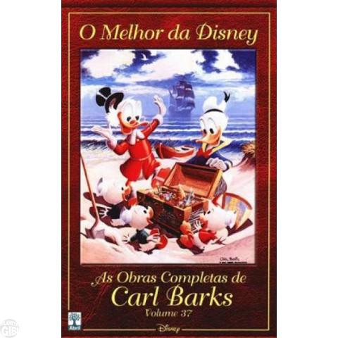 O Melhor da Disney nº 037 jun/08 - Obras Completas de Carl Barks