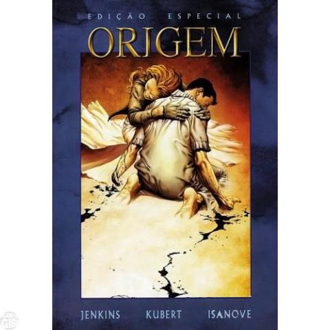 Origem [Panini - 1ª edição]  nov/2003 - Edição Especial - Capa Dura