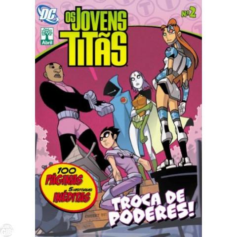 Os Jovens Titãs [Abril - DC Animated] nº 002 dez/2011