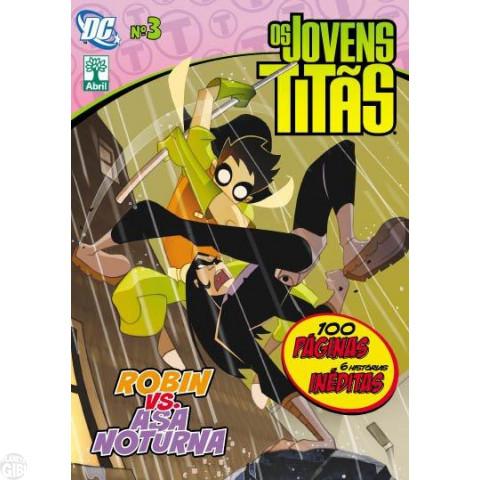 Os Jovens Titãs [Abril - DC Animated] nº 003 abr/2012