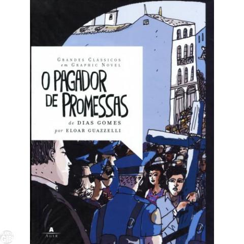 Pagador de Promessas [Agir] mai/2009 - Grandes Clássicos em Graphic Novel nº 002