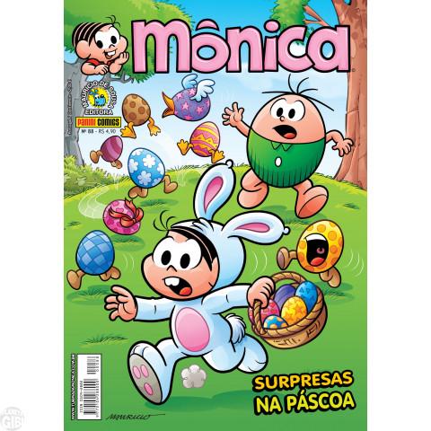 Mônica [3ª série - Panini] nº 088 abr/2014