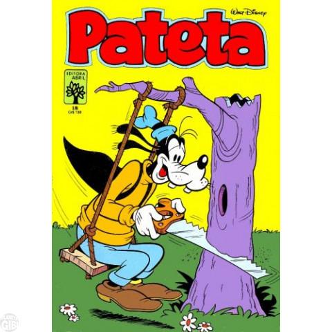Pateta [1ª série] nº 018 abr/1983 - De Palhaço e Louco...