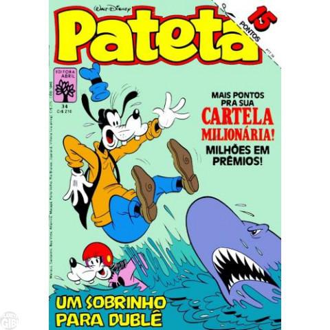 Pateta [1ª série] nº 034 dez/1983 - Num Passe de Mágica