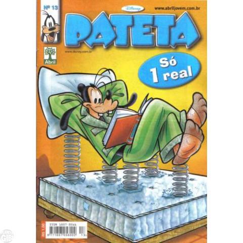 Pateta [2ª série] nº 013 set/2005 - Pagando com a Mesma Moeda