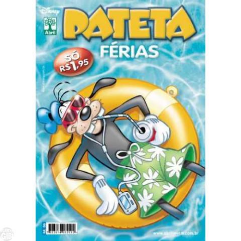 Pateta Férias nº 006 dez/2011