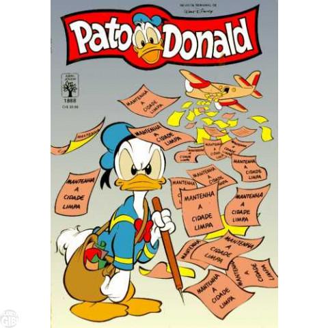 Pato Donald nº 1888 ago/1990