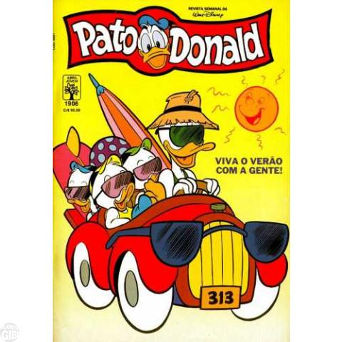 Pato Donald nº 1906 dez/1990