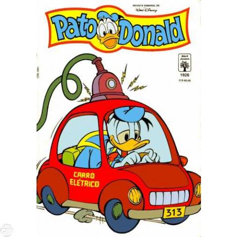 Pato Donald nº 1926 mai/1991