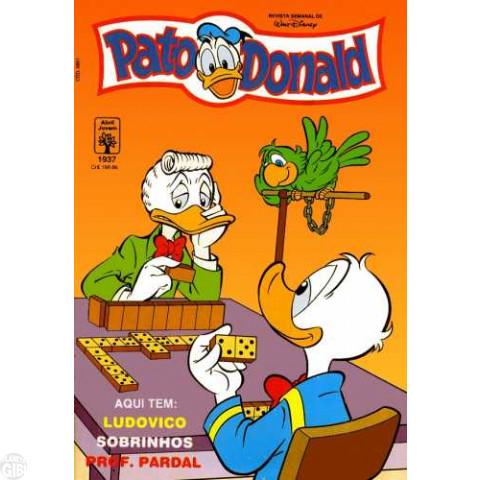 Pato Donald nº 1937 ago/1991