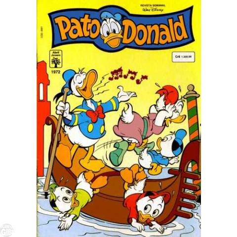 Pato Donald nº 1972 abr/1992