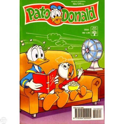 Pato Donald nº 2084 abr/1996