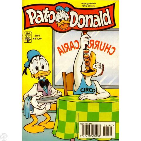 Pato Donald nº 2101 dez/1996