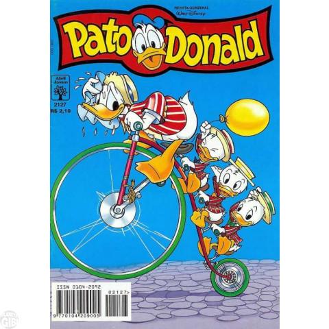 Pato Donald nº 2127 dez/1997