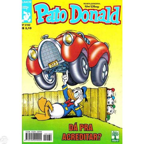 Pato Donald nº 2162 abr/1999