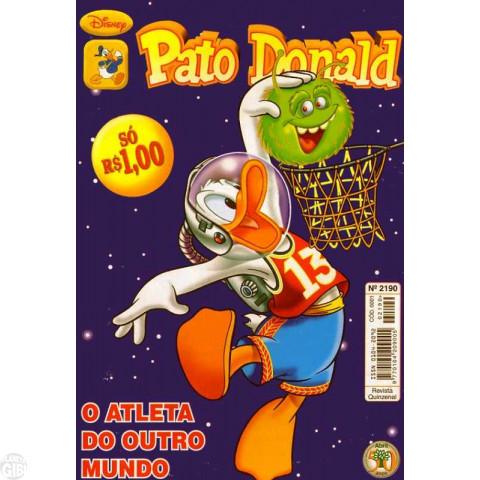 Pato Donald nº 2190 mai/2000