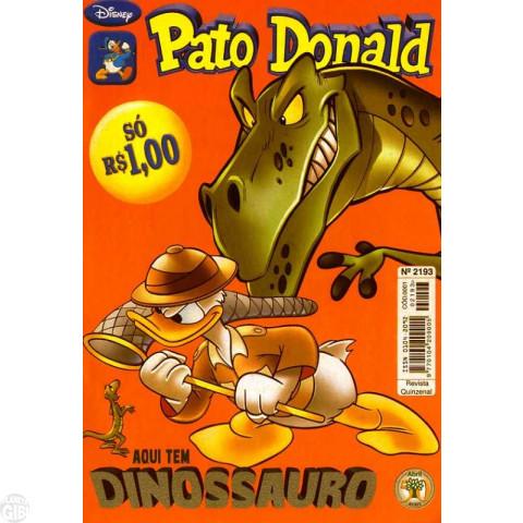 Pato Donald nº 2193 jul/2000