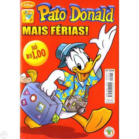 Pato Donald nº 2204 dez/2000