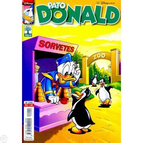 Pato Donald nº 2290 abr/2004 - Leia os detalhes abaixo