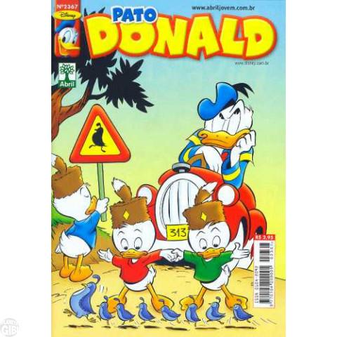 Pato Donald nº 2367 fev/2009 - As Canções Perdidas dos Patobeatles