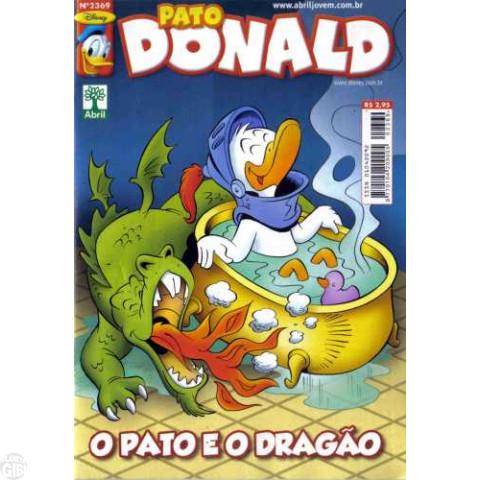 Pato Donald nº 2369 abr/2009 - O Pato e o Dragão