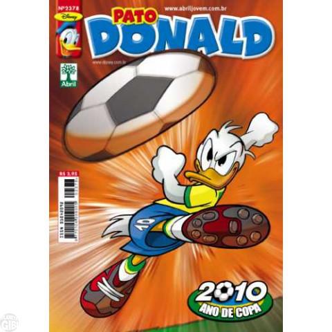 Pato Donald nº 2378 jan/2010 - O Alimento dos Campeões