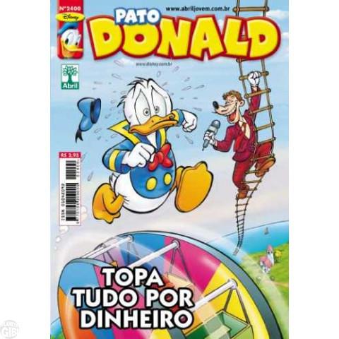 Pato Donald nº 2400 nov/2011 - Sou o Cara que Você Procura! (Arild Midthun)