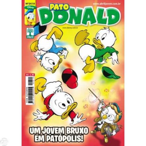 Pato Donald nº 2410 set/2012 - A Esquisitice que Veio do Céu (Arild Midthun)