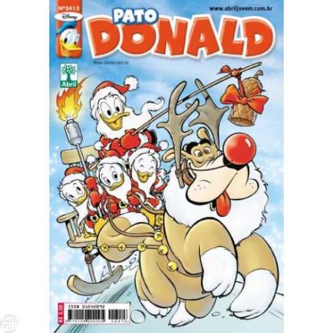 Pato Donald nº 2413 dez/2012 - O Papai Noel Mal-Humorado