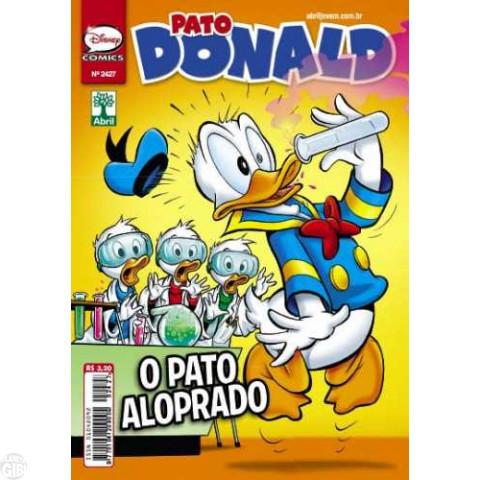 Pato Donald nº 2427 jan/2014 - As Maravilhas da Ciência (Arild Midthun)