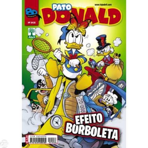 Pato Donald nº 2433 jul/2014 - Problema Dobrado (Carl Barks & Daan Jippes)